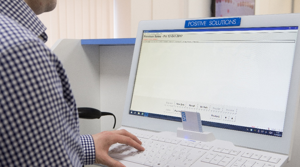 Using pharmacy technology to improve patient services
