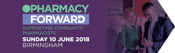 Positive Solutions to Exhibit at Pharmacy forward in Birmingham BCEC – Sunday 10th June 2018