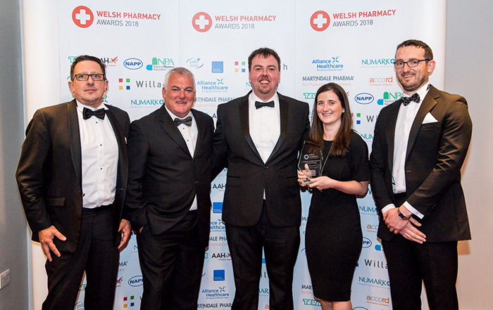 2018 Winners innovations in quality and efficiency through technology in community pharmacy