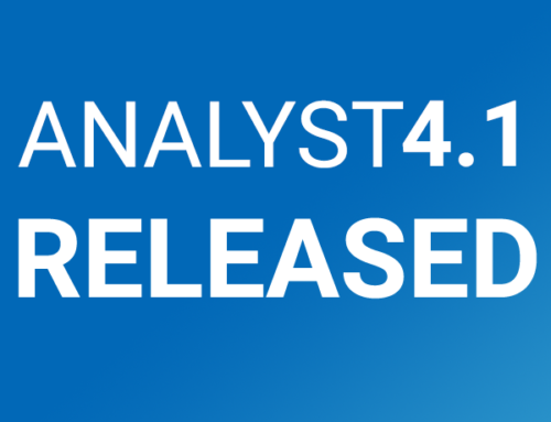Analyst 4.01 Now Released